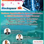 Business Opportunities in Japan & Introduction to Asean Blockchain & Digital Economy