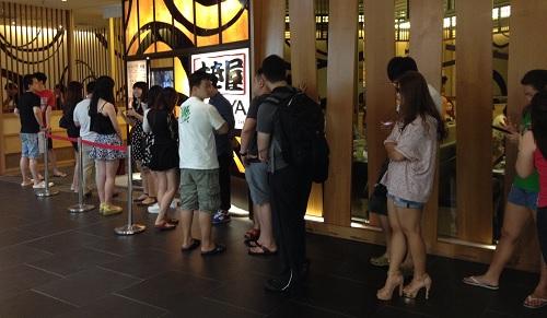 日本式では駄目?マレーシアの日式飲食繁盛店二つのポイント