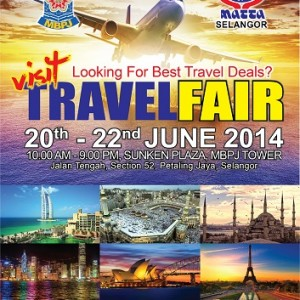 140620_IKLAN TRAVEL FAIR